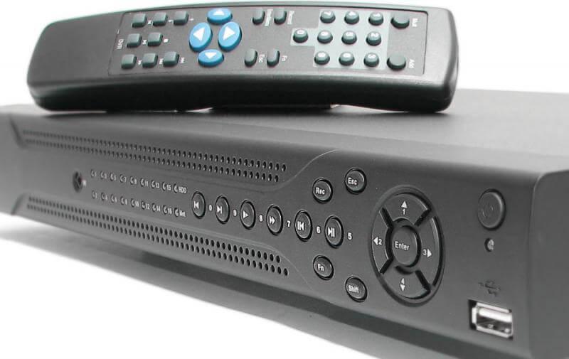 monitoring CCTV rejestrztor